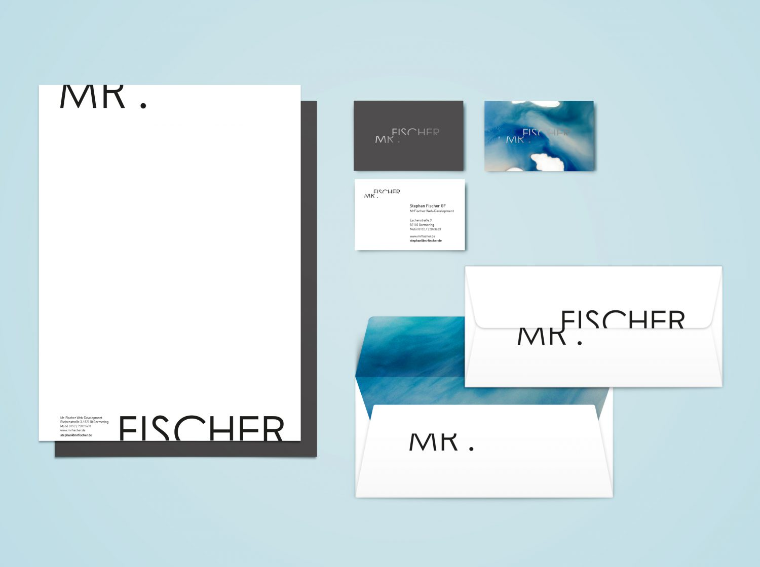 MR. FISCHER CORPORATE