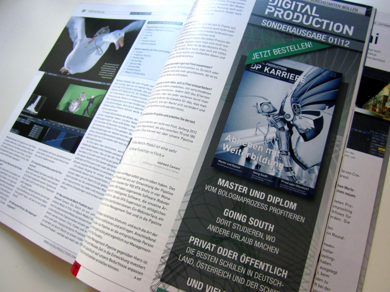 DIGITAL PRODUCTION