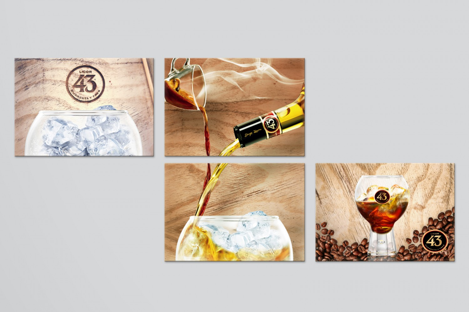 LICOR43 – DESIGN & MEDIAPRODUCTION